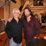 Marco Antonio Solis string session at Abbey Road