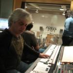 Recording at Abbey Road Studios