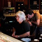 Mixing at Jim Henson Recording Studios
