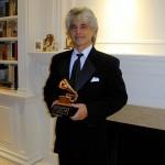 Winning a Grammy
